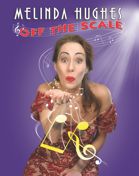 Off the Scale with Rachel Parris 3 October 2019, 7pm, Crazy Coqs, Zedel