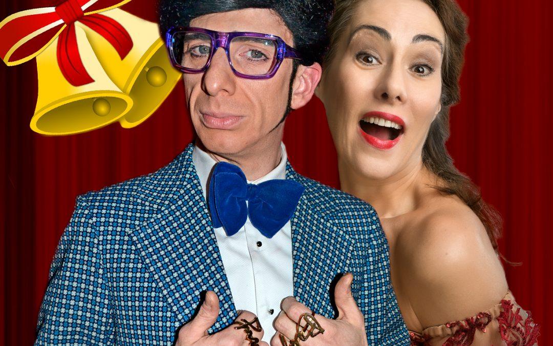 Mel & Lenny's Xmas Ding Dong, 20 December, Crazy Coqs, Zedel